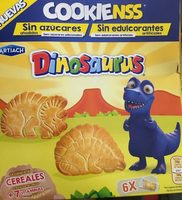 Cookienss galletas de cereales con vitaminas - Product