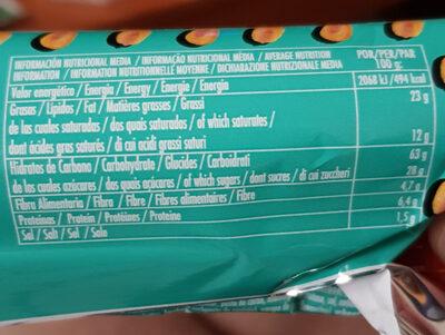 Filipinos con kikos - Ingredientes - es