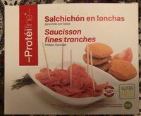 Salchichon en lonchas - Producto