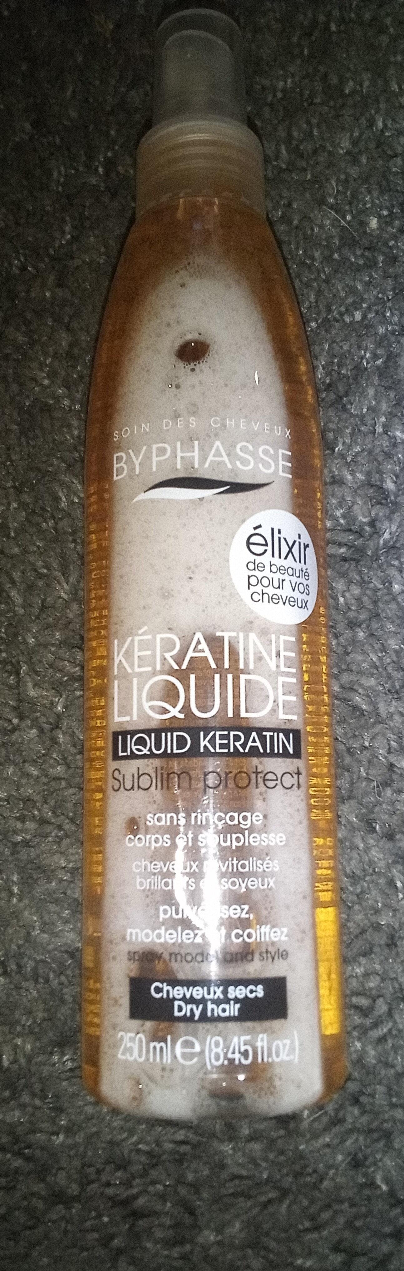 kératine liquide - Product - fr