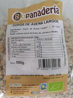 Copos de Avena Largos - Product - es