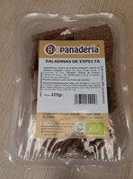 Saladinas de Espelta - Produit