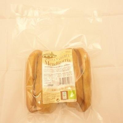 Bollos Brioche de Espelta con Pasas - Ingredientes