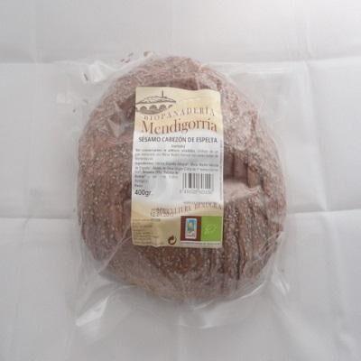 Cabezón de espelta con sésamo - Producto - es