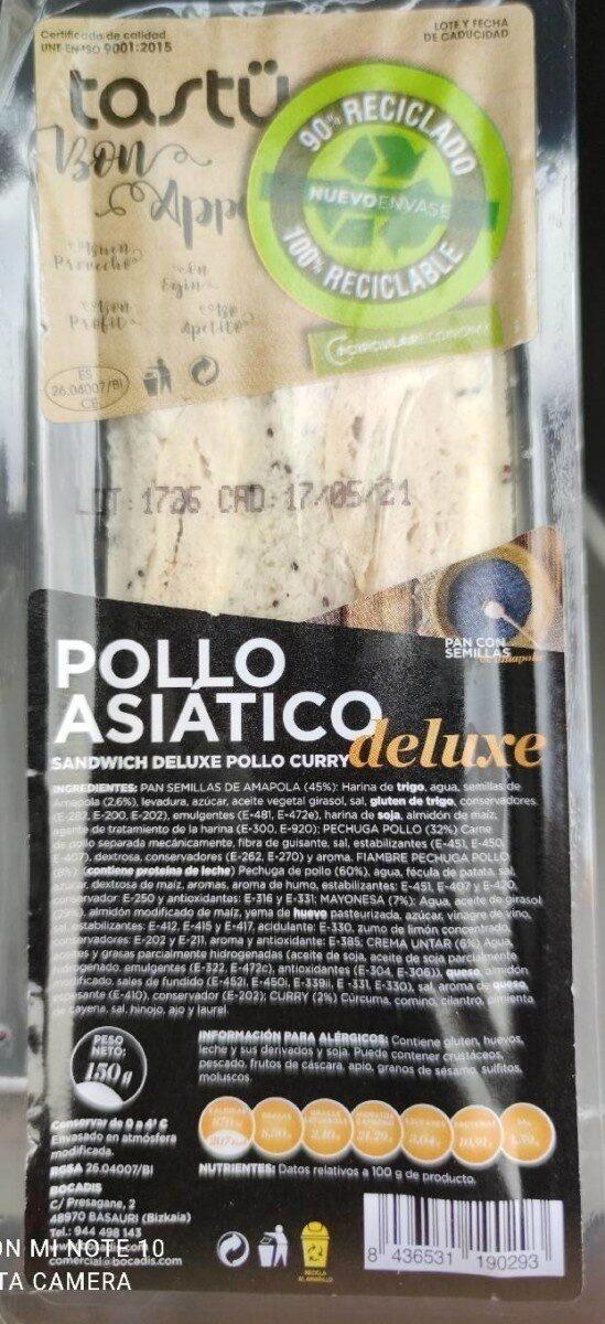 Pollo asiático Deluxe - Prodotto - es
