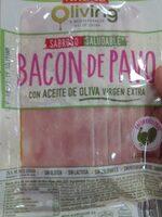 Bacon de pavo - Product - es