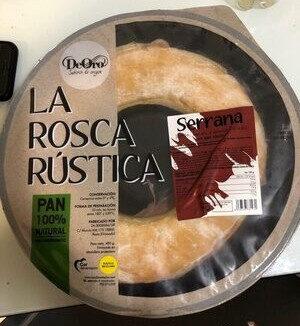La Rosca Rústica Serrana - Producto - es