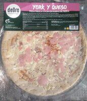 Pizza jamon queso - Prodotto - es