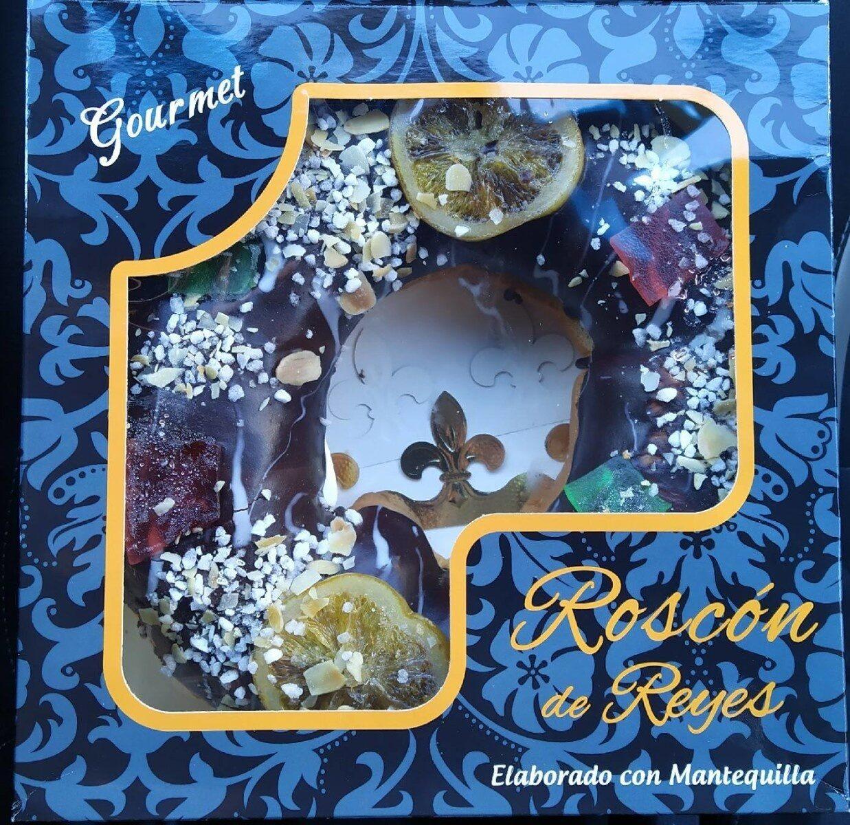 Roscón de reyes Gourmet - Producto - es