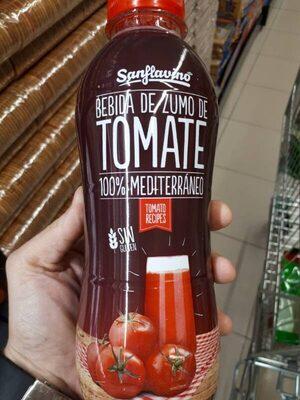 Bebida de zumo de tomate