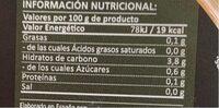 Tomate rallado BONNYSA - Nutrition facts - es