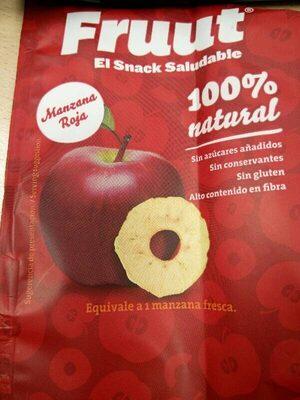 Snack fruta