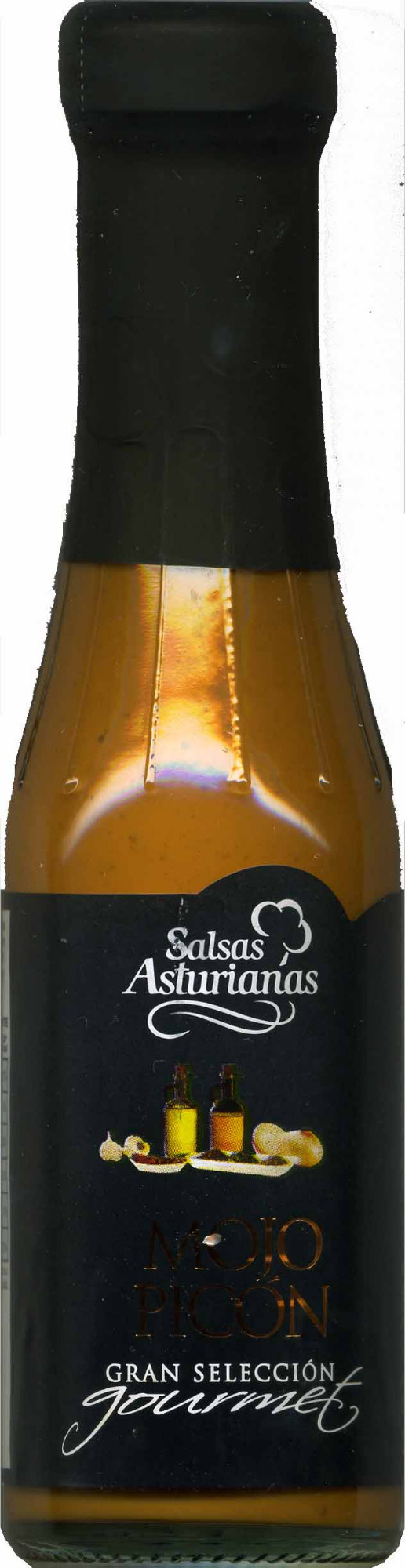 "Salsa de mojo picón ""Salsas Asturianas"" - Producto"