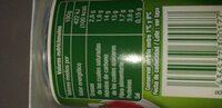 Yaourt Bifidus Auchamp Espagne - Nutrition facts