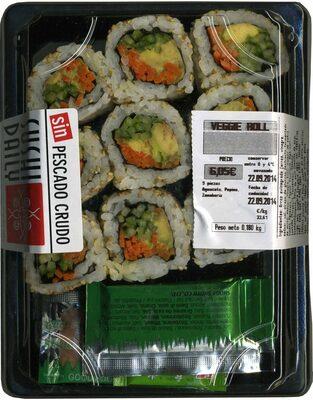 Veggie roll - Producto - es