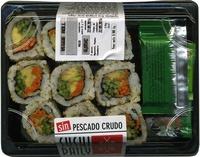 Maki sushi vegetal - Producte