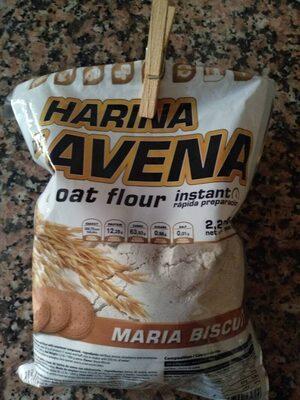 Harina de avena sabor Maria Biscuit