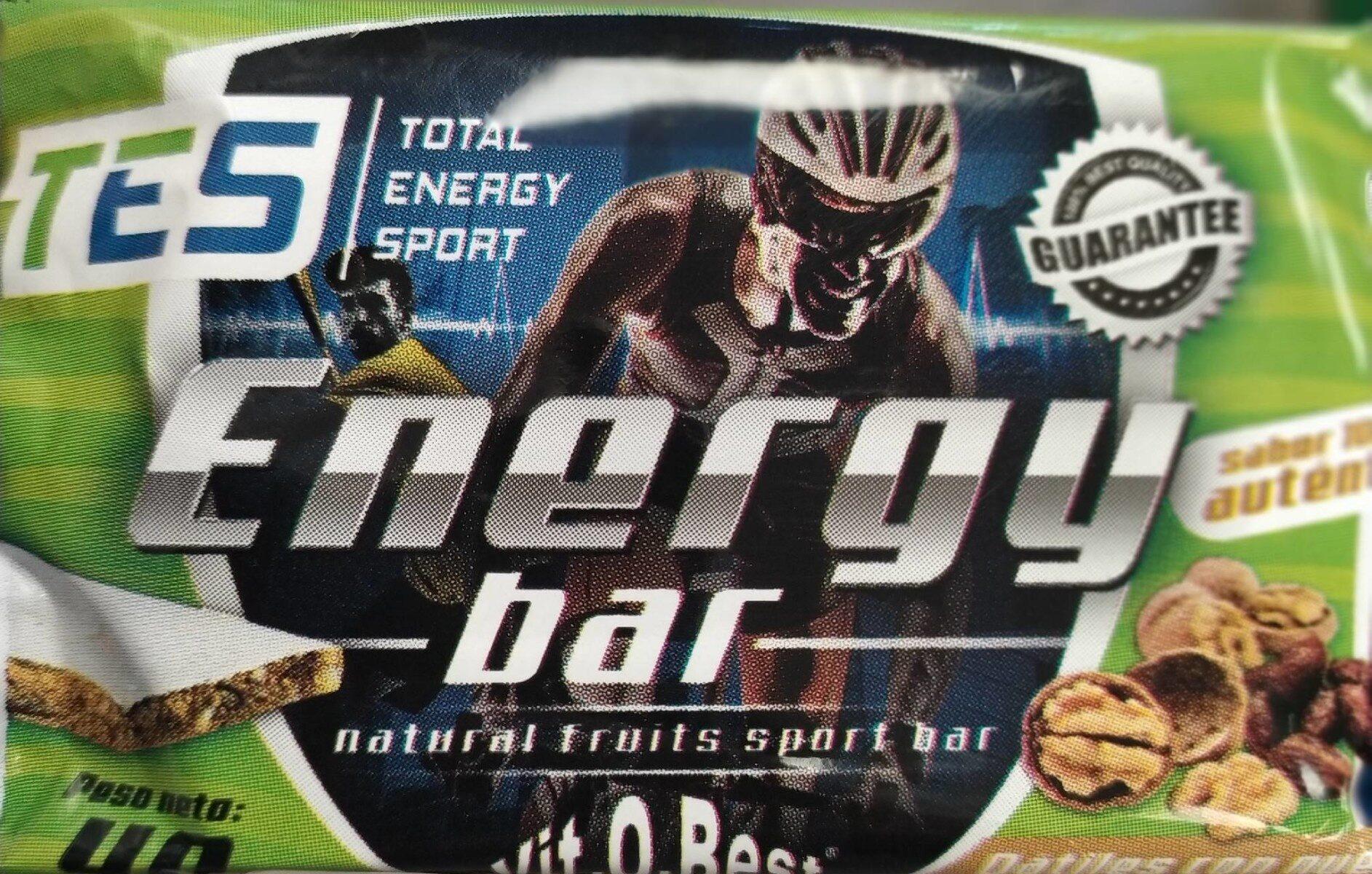 Energy bar - Product