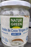 Aceite de coco virgen extra - Producte - es