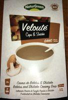 Veloute Cepes Shiitake S Gluten S Lactose - Produit - fr