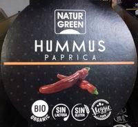 Hummus Paprica - Producto - es