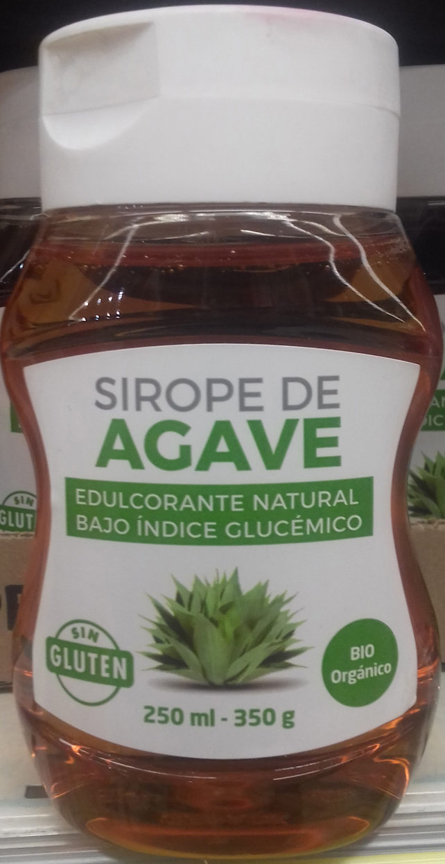 Sirope de agave - Product - es