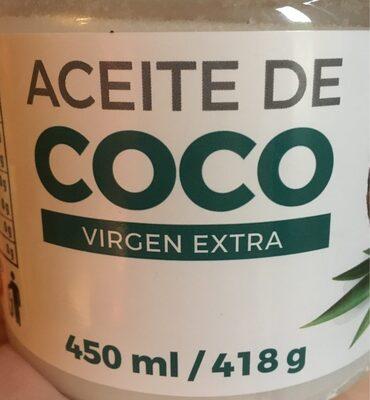 Aceite de Coco Virgen Extra