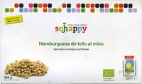 Hamburguesas vegetales Tofu al miso - Producto