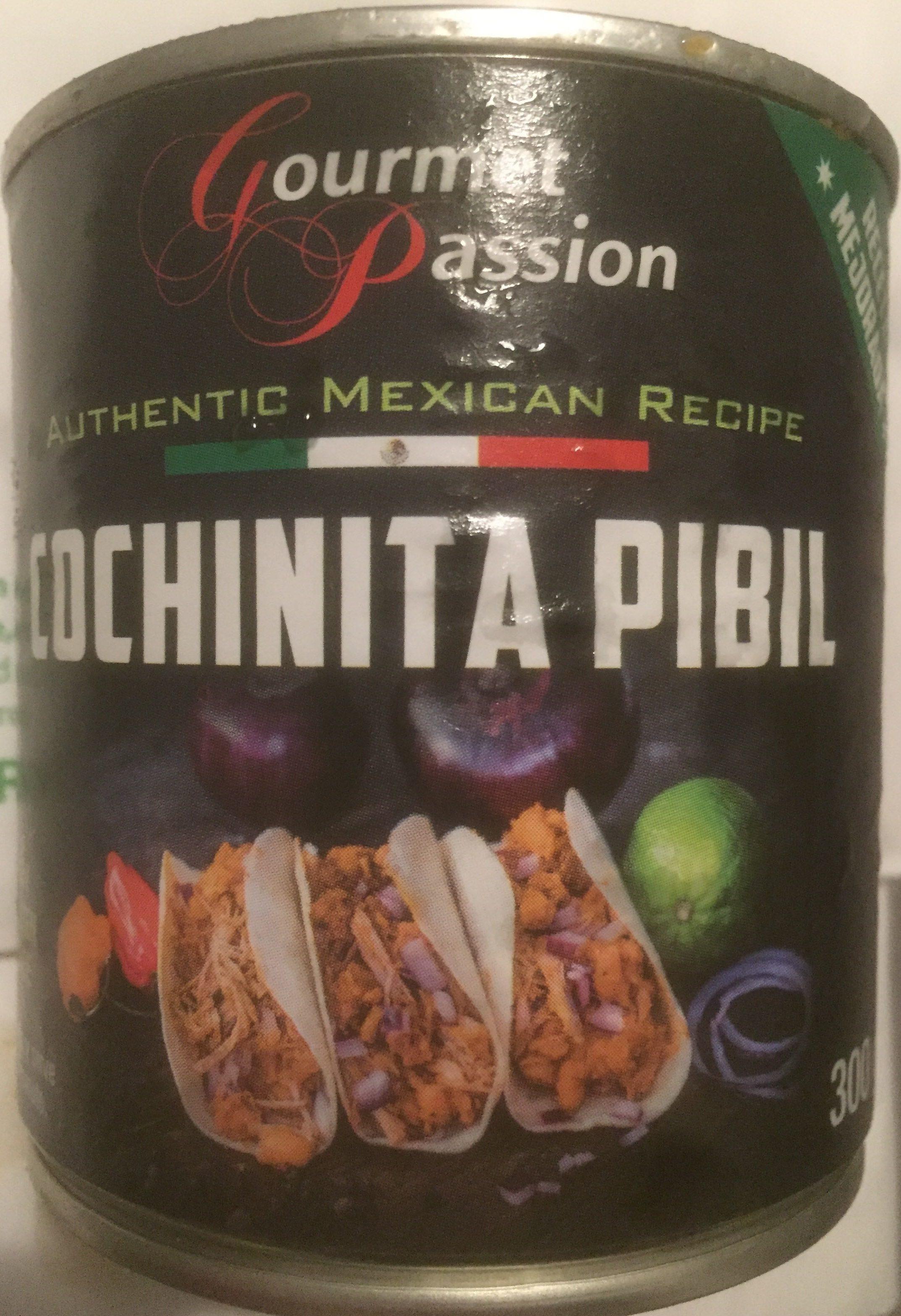 Cochinita pibil - Producto - es