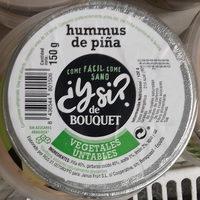 Hummus de piña - Producto