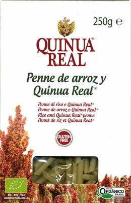 Penne de arroz y quinoa - 3