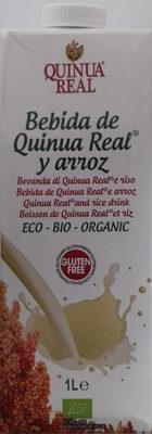 Bebida de Quinua Real y arroz - Producto