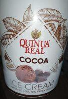 Cocoa ice cream - Product - es