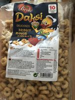 Daksi honey rigs cereales - Producto