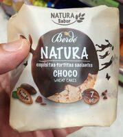 natura tortitas choco - Product