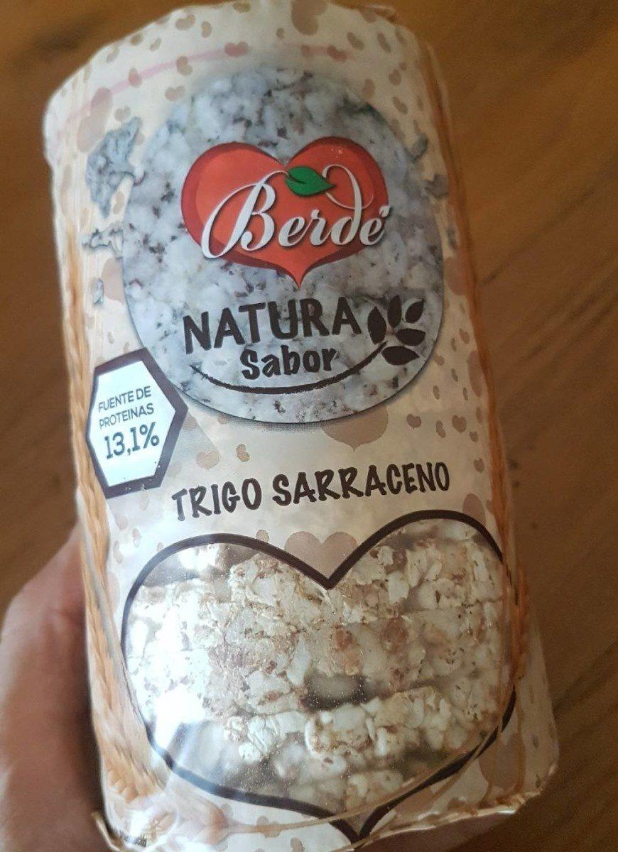 Tortitas trigo sarraceno - Producto - fr