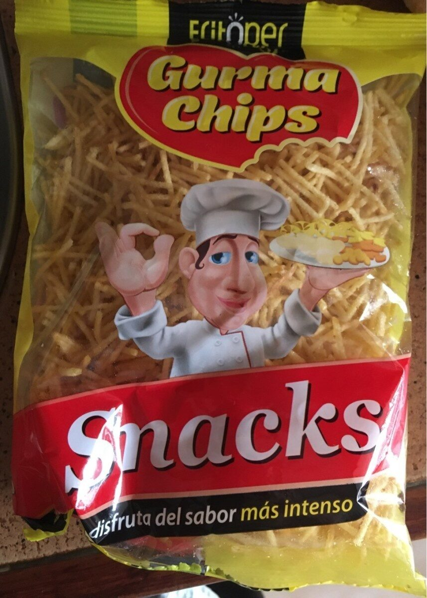 Gurma chips - Producto