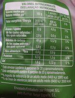 CREESITOS - Información nutricional - es
