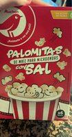 Palomitas con sal - Prodotto - es