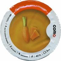 Crema de calabaza y zanahoria congelada - Produit - es