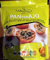 Pan con ajo - Product - fr
