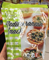 Snack Méditerranéen - Pain Grillé à l'Ail et au Persil - Produit