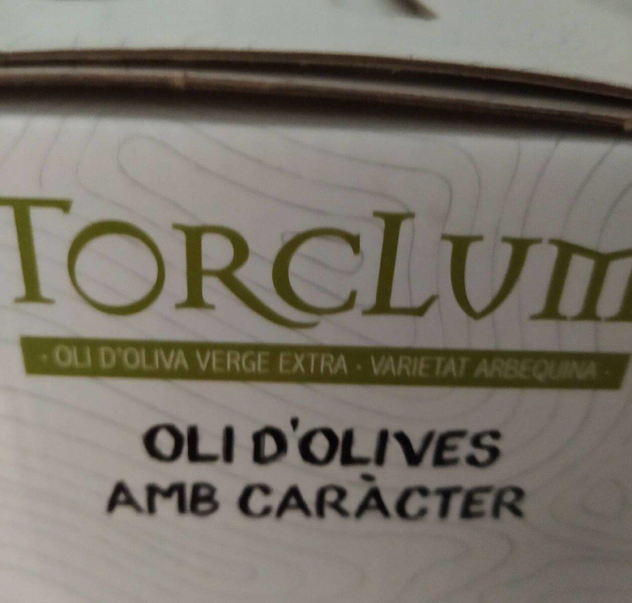 Aceite de torclum - Produit - es