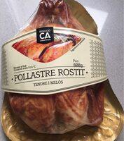 Pollastre Rostit - Product