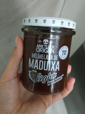 Mermelada de maduixa - Producto - ca