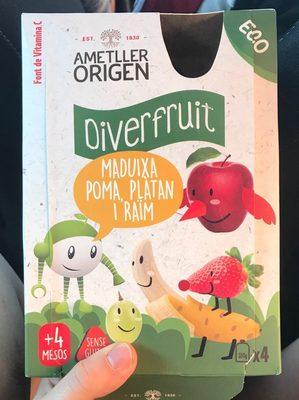 Diverfruit - Produit