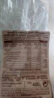 Ametlla torrada - Ingredientes