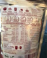 Paprika Crunch - Informations nutritionnelles - fr