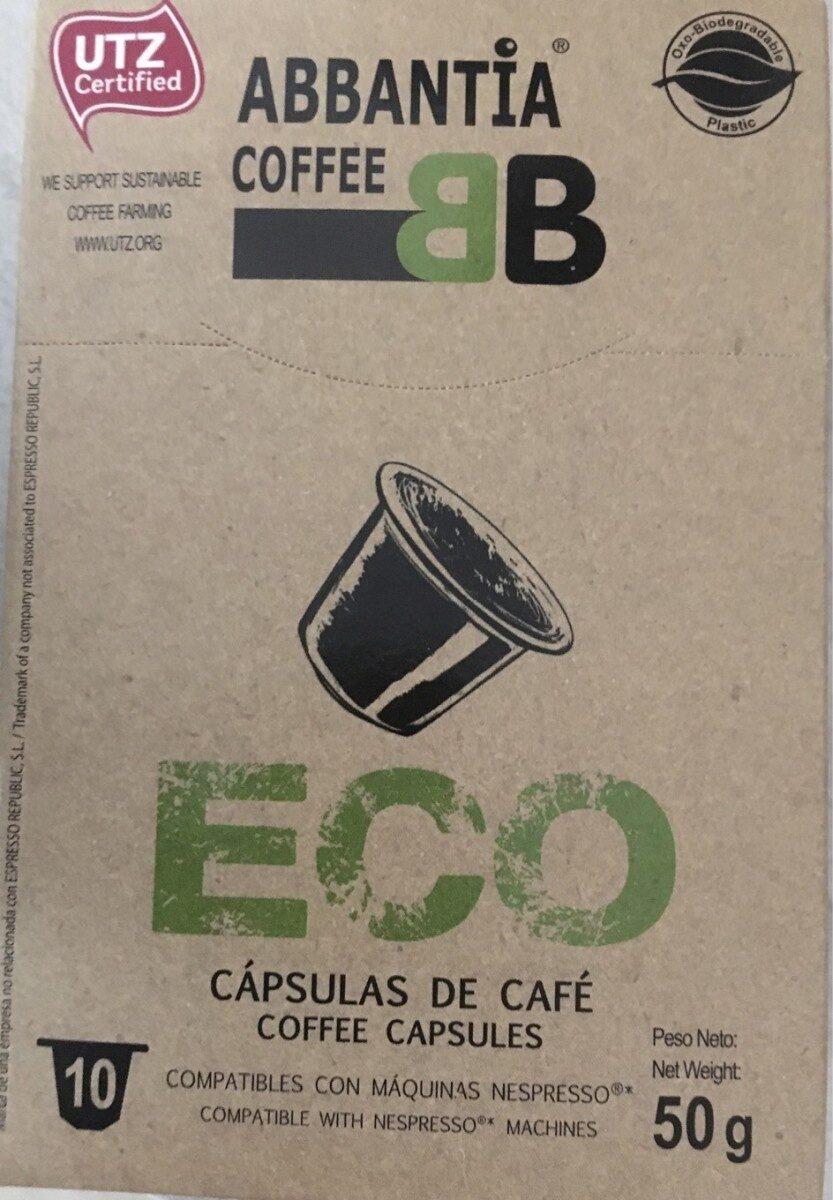 Capsulas de cafe - Product - es