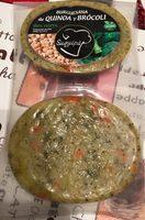 Burguesana quinoa y brocoli - Producte